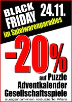 Black Friday Spielwarenparadise